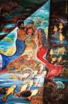 Obras de arte:  : Colombia : Magdalena : Santa_Marta : AMOR EN EL FONDO DEL MAR