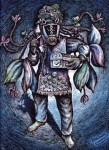Obras de arte:  : Nicaragua : Managua : Managua_ciudad : El Gueguense
