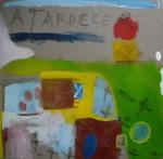 Obras de arte: Europa : España : Catalunya_Barcelona : Barcelona_ciudad : atardecer
