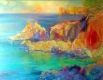 Obras de arte: Europa : España : Islas_Baleares : palma_de_mallorca : La cala encantada