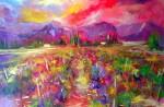 Obras de arte: Europa : España : Islas_Baleares : palma_de_mallorca : OTOÑO viñas en Mallorca