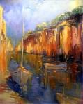 Obras de arte: Europa : España : Islas_Baleares : palma_de_mallorca : Nit de lluna plena