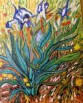 Obras de arte: Europa : España : Andalucía_Cádiz : Algeciras : de Lirio