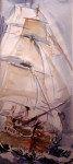 Obras de arte:  : España : Andalucía_Huelva : huelva : fragata