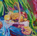 Obras de arte: Europa : España : Galicia_Pontevedra : Cambados : Calabazas V