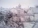 Obras de arte: Europa : España : Galicia_Pontevedra : Cambados : Iglesia de Lois
