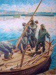 Obras de arte: Europa : España : Galicia_Pontevedra : Cambados : Matarana