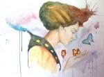 Obras de arte:  : Chile : Valparaiso : Valparaíso : Mariposas