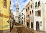 Obras de arte: Europa : España : Catalunya_Barcelona : Castelldefels : Torre