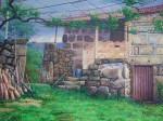 Obras de arte: Europa : Espa�a : Galicia_Pontevedra : Cambados : Rinc�n de Bat�n