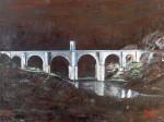 Obras de arte:  : España : Extremadura_Badajoz : Merida_badajoz : PUENTE DE ALCANTARA