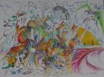 Obras de arte:  : Costa_Rica : San_Jose : Moravia : SI EL BOSQUE MUERE