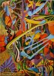 Obras de arte:  : Costa_Rica : San_Jose : Moravia : TRANSFORMACION DE UN AVE