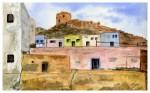 Obras de arte: Europa : España : Catalunya_Barcelona : Castelldefels : La Chanca de Almería (1)