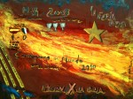 Obras de arte: Europa : España : Valencia :  : LA ROJA-CAMPEONES