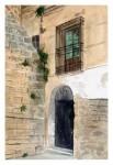 Obras de arte: Europa : España : Catalunya_Barcelona : Castelldefels : Puerta de atrás Catedral de Almería