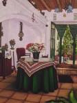 Obras de arte:  : España : Extremadura_Badajoz : Merida_badajoz : TOPETON TIPICO EXTREMEÑO  II