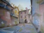 Obras de arte: Europa : España : Aragón_Zaragoza : zaragoza_ciudad : Paisaje de Benasque I