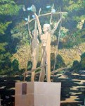 Obras de arte: Europa : España : Castilla_y_León_Burgos : Miranda_de_Ebro : Libertad
