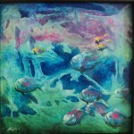 Obras de arte: America : México : Baja_California_Sur : San_Jose_Del_Cabo : Arrecife de coral