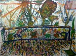 "Obras de arte: Europa : España : Catalunya_Barcelona :  : "" Llafranc, un dia de gener de 2.013 """