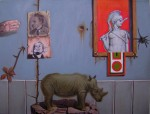 Obras de arte: America : Chile : Region_Metropolitana-Santiago : la_florida : sentire maiestas omnium tempus
