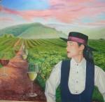 Obras de arte: Europa : España : Andalucía_Granada : almunecar : viña