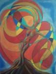 Obras de arte:  : Puerto_Rico : San_Juan_Puerto_Rico : Caguas_Puerto_Rico : Flamboyan