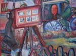 Obras de arte:  : España : Galicia_La_Coruña : Santiago_de_Compostela : Trece anos