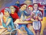 Obras de arte: America : Argentina : Buenos_Aires : Mercedes : EL BAR