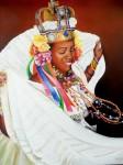 Obras de arte: America : Panamá : Colon-Panama : Barrio_Sur : EL VUELO DE MERCED #1