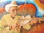 Obras de arte: America : México : Baja_California_Sur : lapaz : El vioín