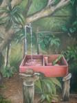 Obras de arte:  : Costa_Rica : San_Jose : Moravia : LA PILA
