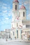 Obras de arte:  : Argentina : Buenos_Aires : boulogne : Iglesia cubana