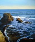 Obras de arte:  : España : Cantabria : Astillero : Mar del Norte
