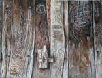Obras de arte:  : España : Galicia_Pontevedra : Cangas : texturas