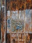Obras de arte:  : Espa�a : Galicia_Pontevedra : Cangas : puerta