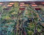 Obras de arte:  : España : Galicia_Pontevedra : Cangas : posando con ramas