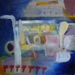 Obras de arte: Europa : España : Catalunya_Barcelona : Barcelona_ciudad : jazz de noche