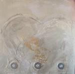 Obras de arte:  : Chile : Valparaiso : viña_del_mar : Lucky heart