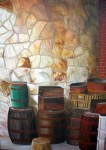 Obras de arte: Europa : España : Madrid : Madrid_ciudad : BARRICA-DAS