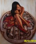 Obras de arte:  : México : Jalisco : GDL : La piel de la historia