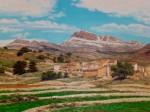 Obras de arte: Europa : España : Comunidad_Valenciana_Castellón : castellon_ciudad : Invierno en el Peñagolosa