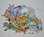 Obras de arte:  : Costa_Rica : San_Jose : Moravia : RETORNANDO A CASA