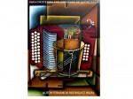 Obras de arte: America : Colombia : Santander_colombia : Bucaramanga : INTEGRACIONISMO MUSICAL - SINCRETISMO VALLENATO