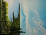 Obras de arte: America : Colombia : Distrito_Capital_de-Bogota : Bogota_ciudad : PAISAJE NATURAL