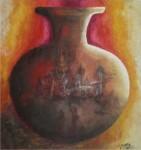 Obras de arte:  : México : Aguascalientes : Aguascalientes_ciudad : jarron