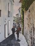 Obras de arte: Europa : España : Euskadi_Bizkaia : Bilbao : CALLE DE CADAQUES