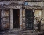 Obras de arte:  : Argentina : Buenos_Aires : CABA : Limpiando la pobreza