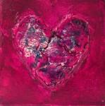 Obras de arte:  : Chile : Valparaiso : viña_del_mar : Mini lucky heart